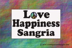 Love Hapiness Sangria