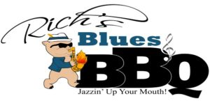 Rich's Blues & BBQ Logo
